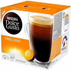 Капсулы для кофемашин Nescafe Preludio (16шт)