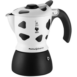 Гейзерная кофеварка Bialetti Mukka Express Maculata