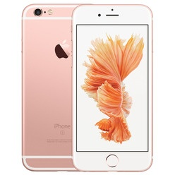 Apple iPhone 6s 128Gb Rose Gold MKQW2RU