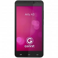 Смартфон GSmart Arty A3, черный