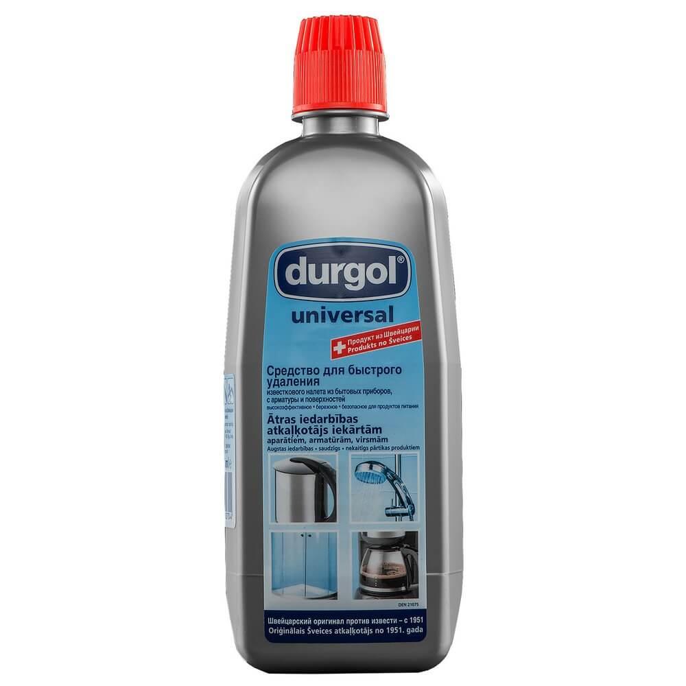 Средство для удаления известкового налета Durgol Universal