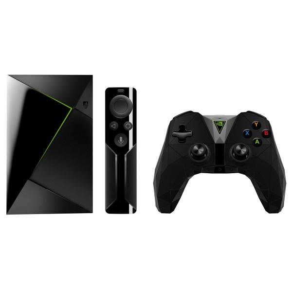 Медиаплеер Nvidia SHIELD Android TV