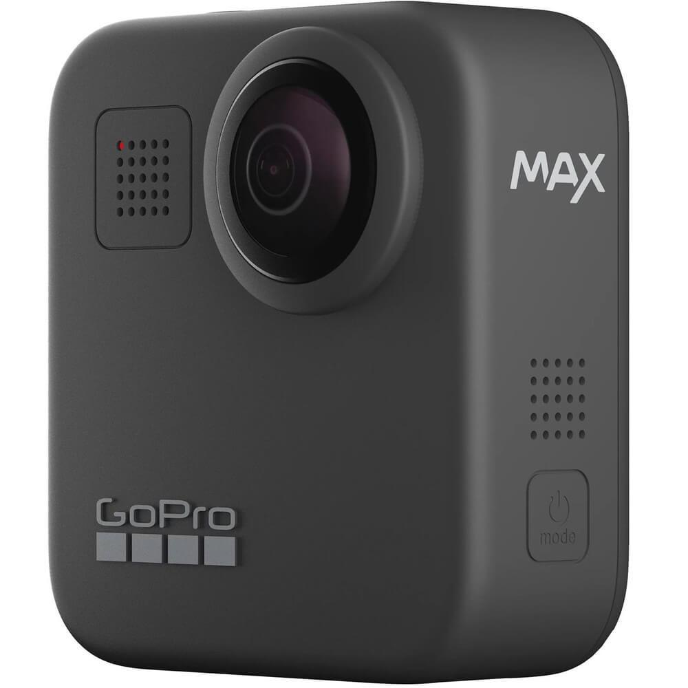 Экшн-камера GoPro MAX Black (CHDHZ-201-RW) MAX Black (CHDHZ-201-RW)
