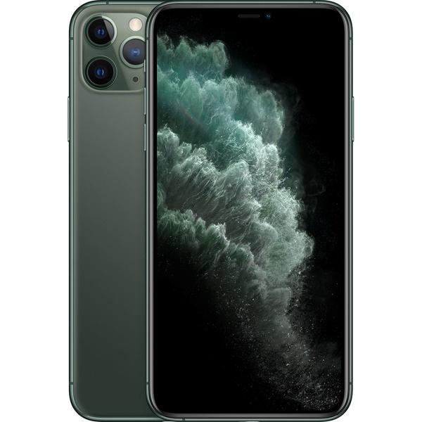 Смартфон Apple iPhone 11 Pro 256 ГБ тёмно-зелёный фото
