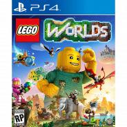 LEGO Worlds PS4, русская версия