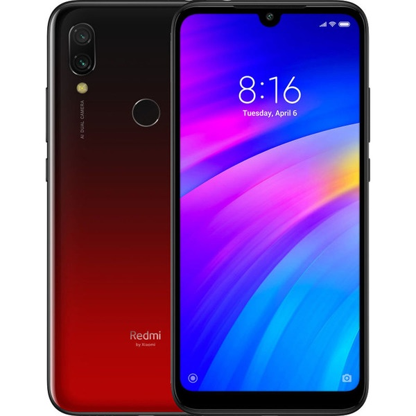 Смартфон Xiaomi Redmi 7 32GB Red