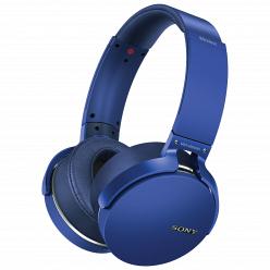 Наушники Sony XB950B1 blue