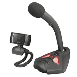 Веб-камера Trust GXT 786 Reyno Streaming Pack (22096)
