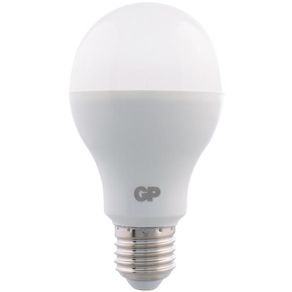 Лампа GP Lighting LEDA60-14WE27-27K-2CRB1 фото