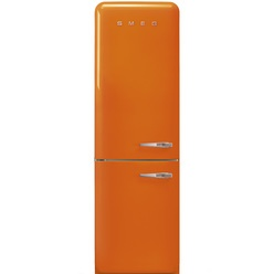 Холодильник Smeg FAB32LOR3 оранжевый