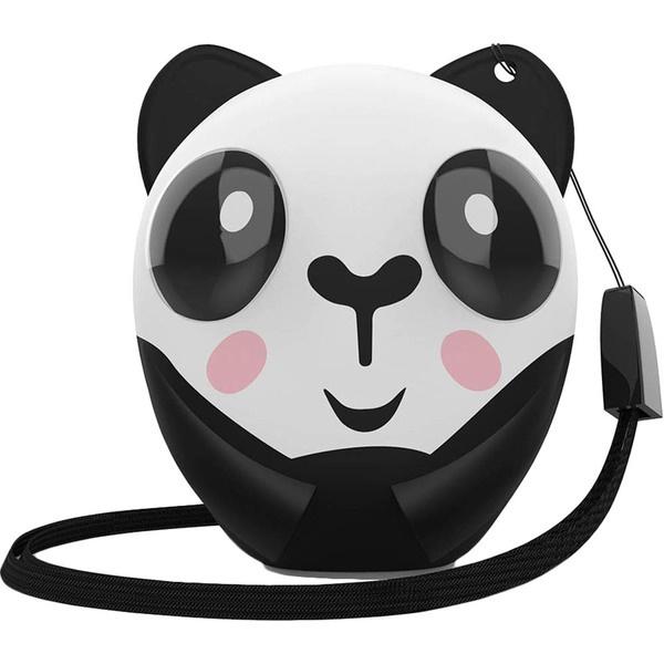 Портативная акустика Hiper ZOO Music Panda H-OZ1 панда
