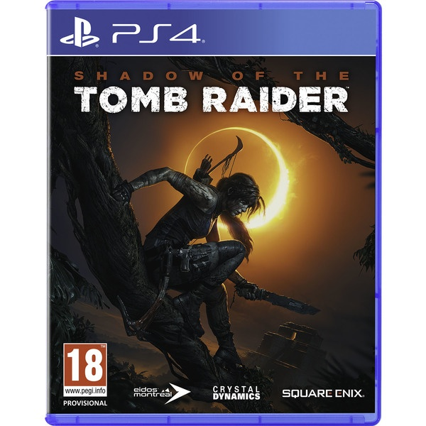 Shadow of the Tomb Raider PS4, русская версия фото