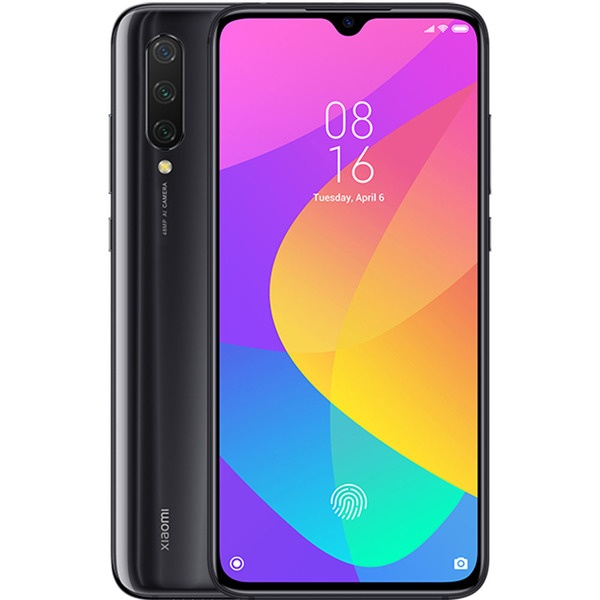 Смартфон Xiaomi Mi 9 Lite 128GB черный фото