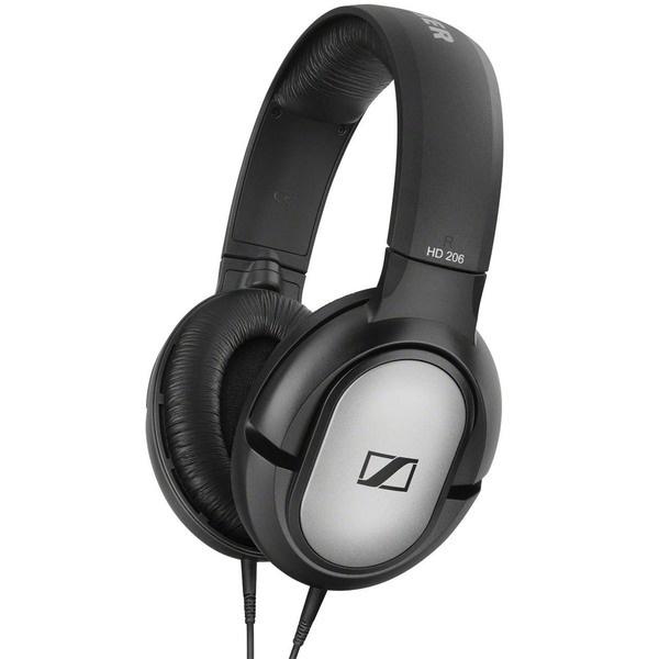 Наушники Sennheiser HD 206 черного цвета