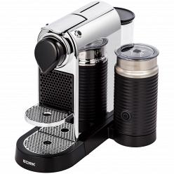 Капсульная кофемашина BORK C533 Citiz&Milk Chrome