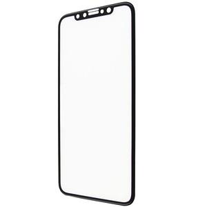 Dotfes E03 3D Full Coverage для Apple iPhone X черная рамка