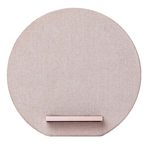Native Union Dock Wireless Charger (DOCK-WL-FB-ROSE), розовый