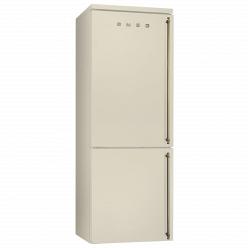 Холодильник шириной 70 см Smeg FA8003POS Coloniale