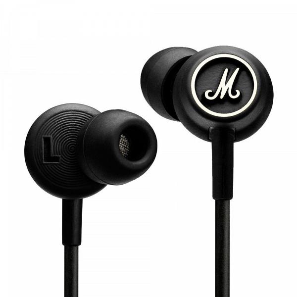 Наушники Marshall Mode, чёрный фото