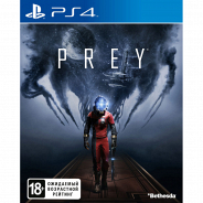 Prey (2017) PS4, русская версия