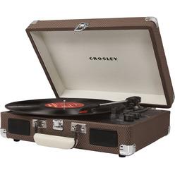 Проигрыватель виниловых пластинок Crosley CRUISER DELUXE CR8005D-TW