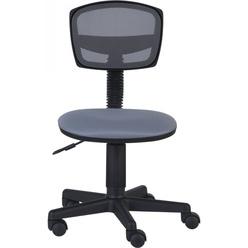 Компьютерное кресло Бюрократ CH-299 серый