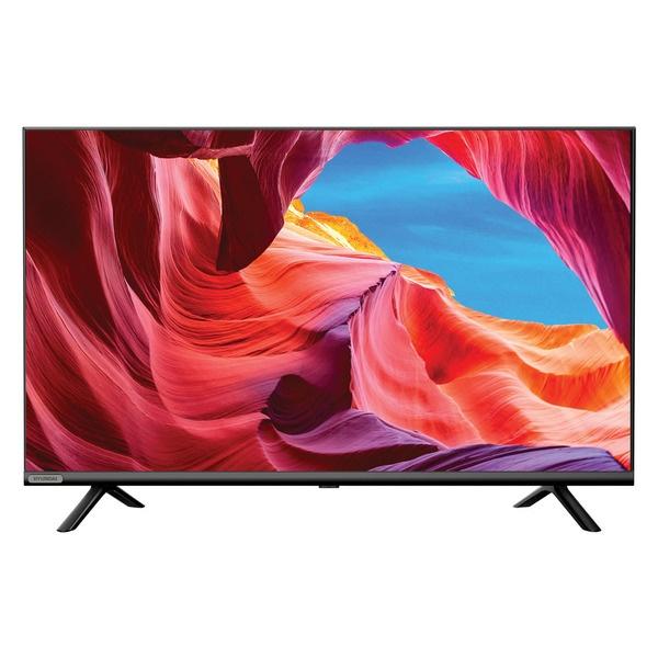 Телевизор Hyundai H-LED32ET4100 черного цвета