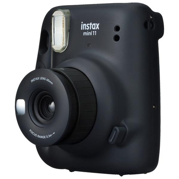 Фотоаппарат мгновенной печати Fujifilm Instax Mini 11 Charcoal Gray