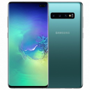 Смартфон Samsung Galaxy S10+ аквамарин