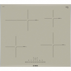 Бежевая варочная панель Bosch PIF 673FB1E