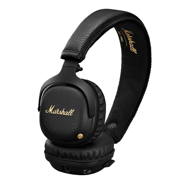 Наушники Marshall Mid ANC Bluetooth, чёрный фото