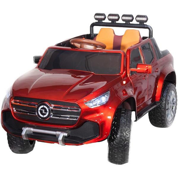 Детский электромобиль Toyland Mercedes Benz YBD5478 красный фото