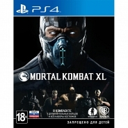 Sony Mortal Kombat XL PS4, русская версия