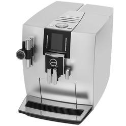 Кофемашина автоматическая Jura J6 Brilliant Silver (15111)