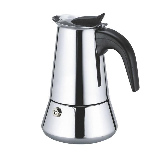 Гейзерная кофеварка Italco Induction фото