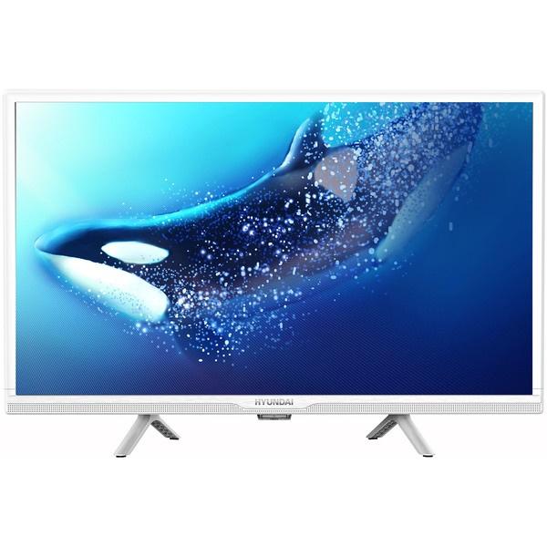 Телевизор Hyundai H-LED24FS5020 (2020) H-LED24FS5020 (2020) белого цвета