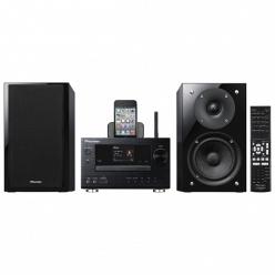 Музыкальный центр с wi-fi Pioneer X-HM81-K