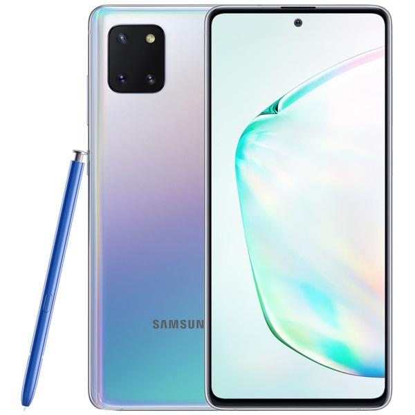 Смартфон Samsung Galaxy Note10 Lite 128 ГБ аура фото
