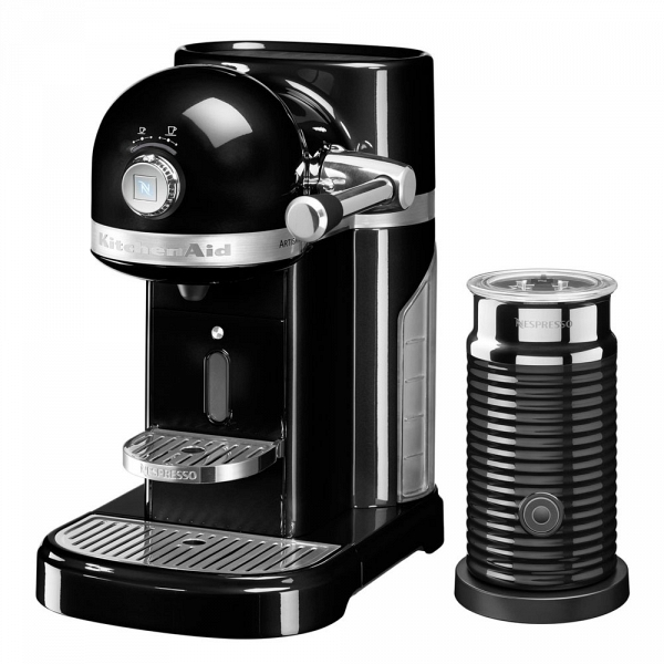 Капсульная кофемашина KitchenAid 5KES0504EOB (108775)