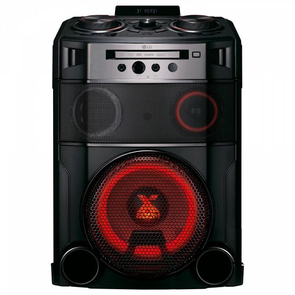 Музыкальный центр LG XBOOM OM7550K черного цвета