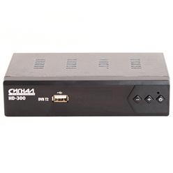 Приемник цифрового телевидения Сигнал HD-300