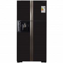 Холодильник на 400 литров Hitachi R-W722PU1GBW
