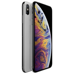 Мобильный телефон Apple iPhone XS Max 512GB серебристый