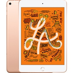 Планшет Apple iPad mini 2019 7.9 Wi-Fi+Cellular 256GB Gold