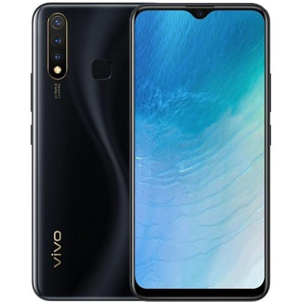 Смартфон Vivo Y19 черный  - купить со скидкой