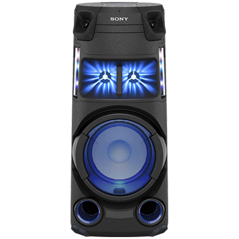Музыкальный центр Sony MHC-V43D черного цвета