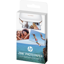 Бумага HP ZINK Sticky-Backed Photo Paper (W4Z13A)