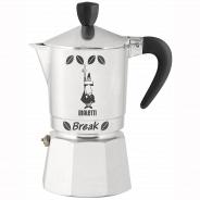Гейзерная кофеварка Bialetti Break Черный