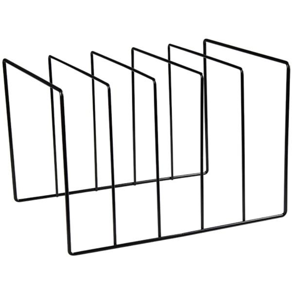 Подставка для пластинок Record Pro GK-R25 квадрат, Black