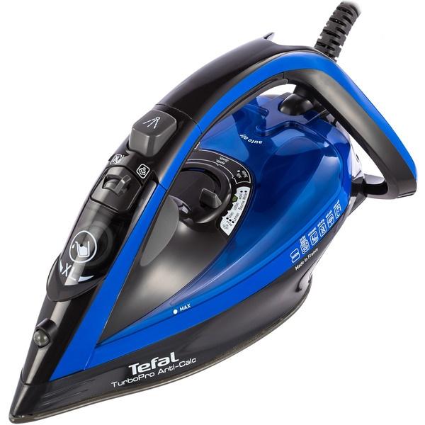 Утюг Tefal FV 5688 синего цвета